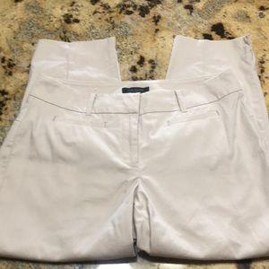 Beautiful new Ann Taylor khaki colored pants